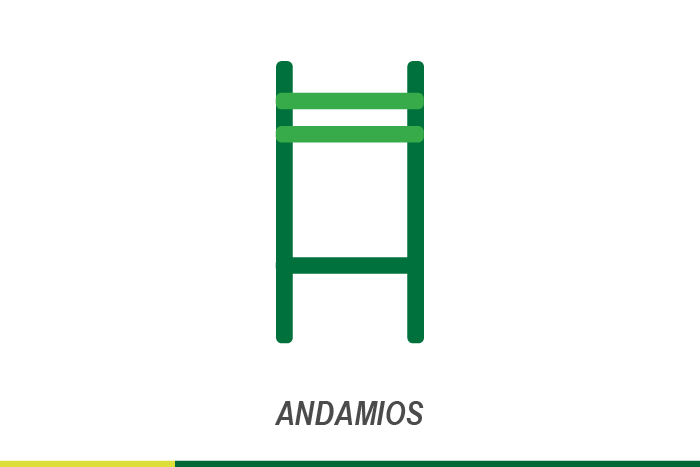 Andamios - ATF Rental