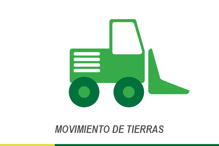 Movimiento de tierra - ATF Rental
